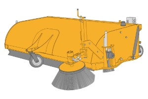 JCB SC240 Sweeper Collectors Malaysia