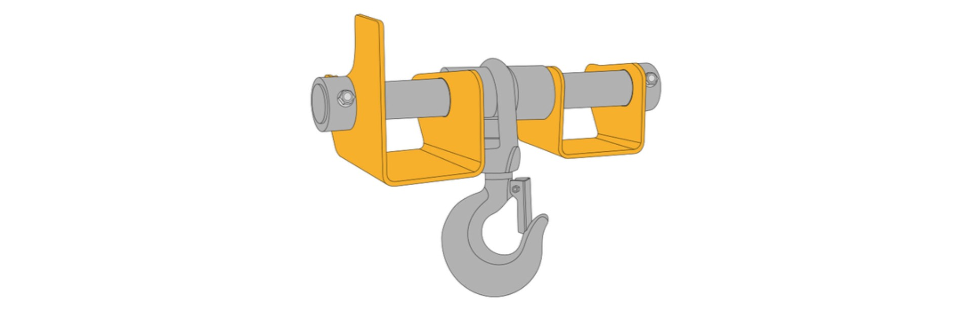 JCB Crane Hook Lifting Equipment Malaysia
